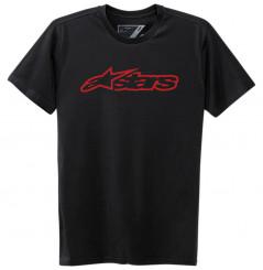 T-Shirt ALPINESTARS BLAZE 2021 Noir