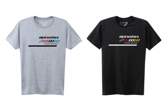 T-Shirt ALPINESTARS PLUS 2021