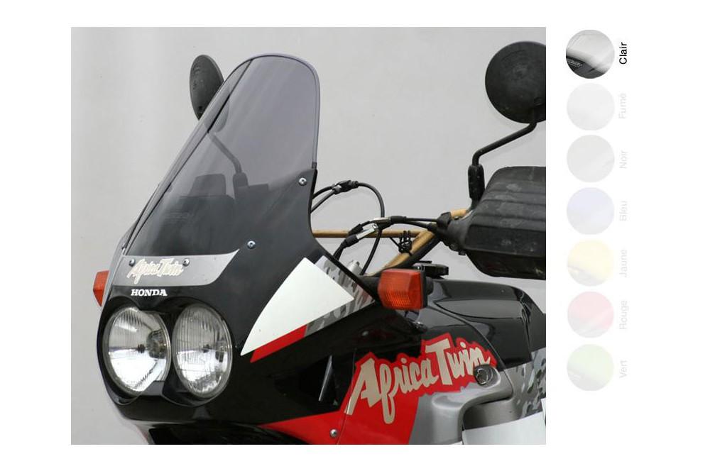 bulle moto mra type origine pour honda africa twin 750 90 92 street moto piece. Black Bedroom Furniture Sets. Home Design Ideas
