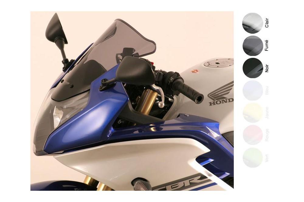 accessoires moto honda cbr f 600 de 2011 a 2013. Black Bedroom Furniture Sets. Home Design Ideas