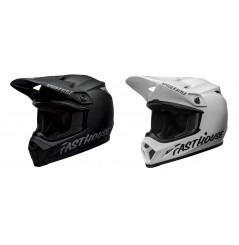Casque Moto Cross BELL MX-9 MIPS FASTHOUSE 2021