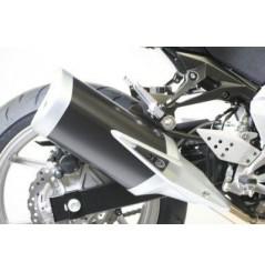 Protection de Silencieux R&G pour Kawasaki Z 750 (07-12)