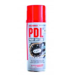 Lubrifiant Sec pour Chaines Moto PDL Profi Dry Lube 400ml