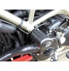 Tampon R&G Aero pour Hypermotard 796 de 2010 a 2014