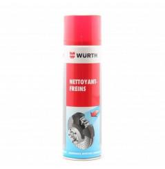 Nettoyant Frein Moto Würth - 500 ml