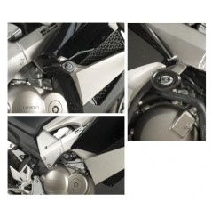 Tampon R&G Aero pour Crossrunner 800 (11-13)