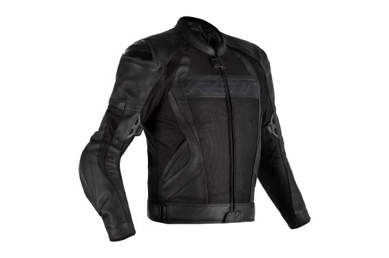 Blouson Moto Cuir / Textile RST TRACTECH EVO 4 LEATHER MESH CE