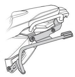 Support de Valise Shad 3P System pour Honda X-ADV 750 (2021)