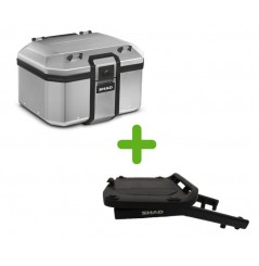 Pack Shad Top Case Terra + Support pour Tracer 9 (2021)