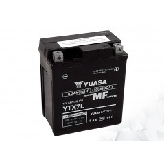 Batterie Moto Yuasa YTX7L (YTX7L-BS)