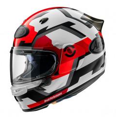 Casque Moto ARAI QUANTIC FACE Rouge 2021