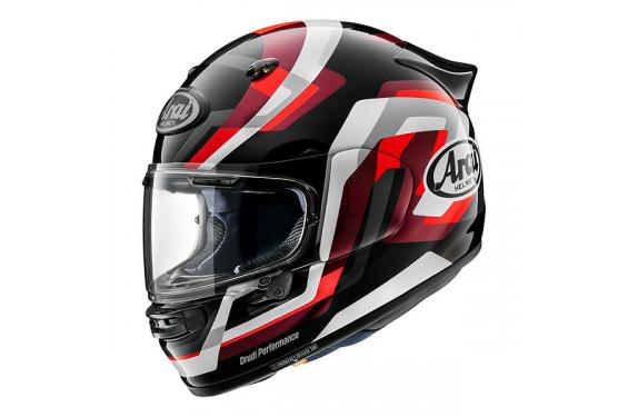 Casque Moto ARAI QUANTIC SNAKE Rouge 2021