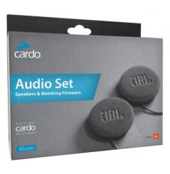 Kit Audio JBL 45mm pour Intercom Moto CARDO / SENA
