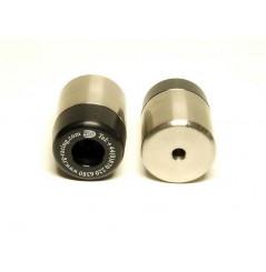Protection / Embout de guidon R&G pour RS125 de 2006 a 2009