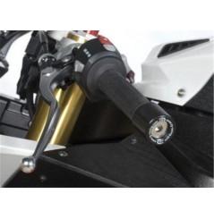 Protection / Embout de guidon R&G pour S1000 RR (10-14) S1000 R (14-18)