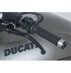 Protection / Embout de guidon R&G pour Diavel 1200 de 2011 a 2014