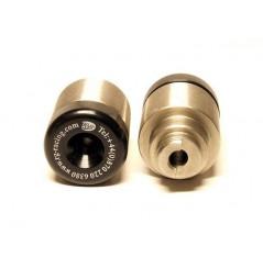 Protection / Embout de guidon R&G pour CB1100 13-14, VFR1200F 10-14