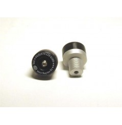 Protection / Embout de guidon R&G pour ZX10R de 2004 a 2005