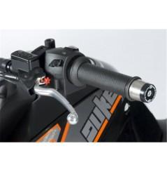 Protection / Embout de guidon R&G pour 1290 Superduke R de 2014