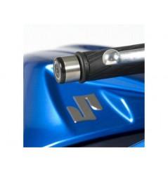 Protection / Embout de guidon R&G pour Gladius, SV 650 (16-20) GSX-R 600, 750 et 1000 (01-16)