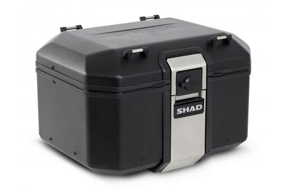 Top Case moto Aluminium Black Shad Terra TR48
