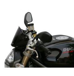 Bulle Moto MRA Type Origine pour 796 Monster (10-15)
