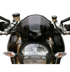 Bulle Moto MRA Type Origine pour 1100 Monster (08-13)