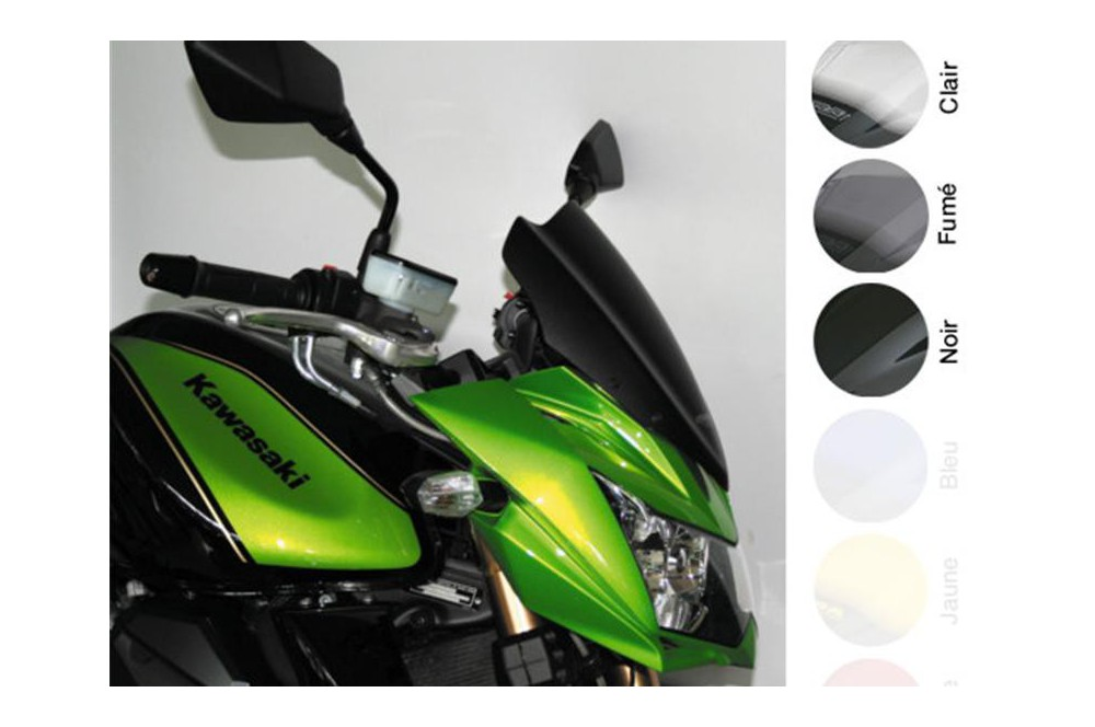 accessoires moto kawasaki z 750 r de 2011 a 2012. Black Bedroom Furniture Sets. Home Design Ideas