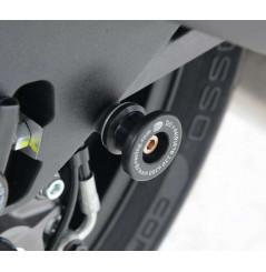 Pions / Diabolo de levage racing R&G pour Ducati Panigale 899 (13-15)