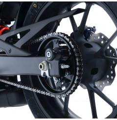 Pions / Diabolo de levage racing R&G pour Honda CBR125R (18-20)