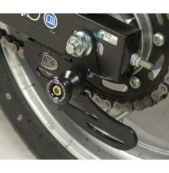 Pions / Diabolo de levage racing R&G pour Honda CBR300R (14-17)