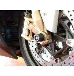 Roulettes de protection de fourche R&G pour