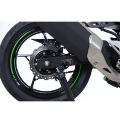 Pions / Diabolo de levage racing R&G pour Ninja 250 (18-21)