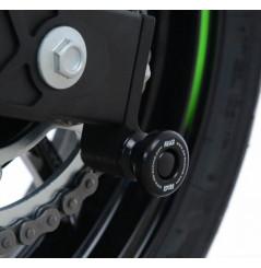 Pions / Diabolo de levage déporté racing R&G pour Kawasaki Versys-X 300 (17-19)