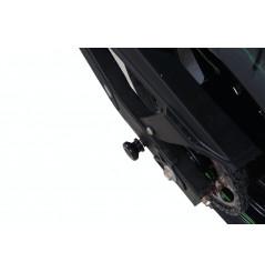 Pions / Diabolo de levage racing R&G pour Kawasaki Ninja 400 (18-21)