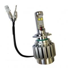 Ampoule Moto à LED ventilée HB3 360°