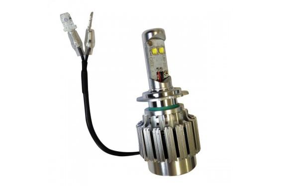 Ampoule Moto à LED ventilée H1