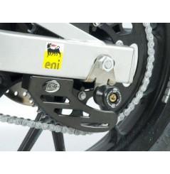 Pions / Diabolo de levage racing R&G pour RS4 125 11-14
