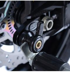 Pions / Diabolo de levage déporté racing R&G pour Z900 ABS (17-20)
