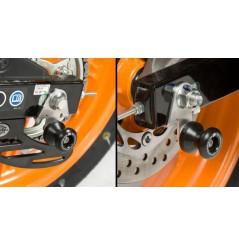 Pions / Diabolo de levage déporté racing R&G pour CBR125R (11-16)