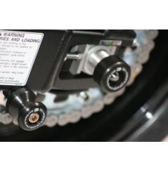Pions / Diabolo de levage racing R&G pour CBR600RR de 2007 a 2014