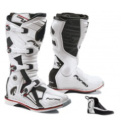 Bottes Moto Cross Forma DOMINATOR COMP 2.0 Blanc