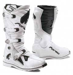 Bottes Moto Cross Forma DOMINATOR TX 2.0 Blanc