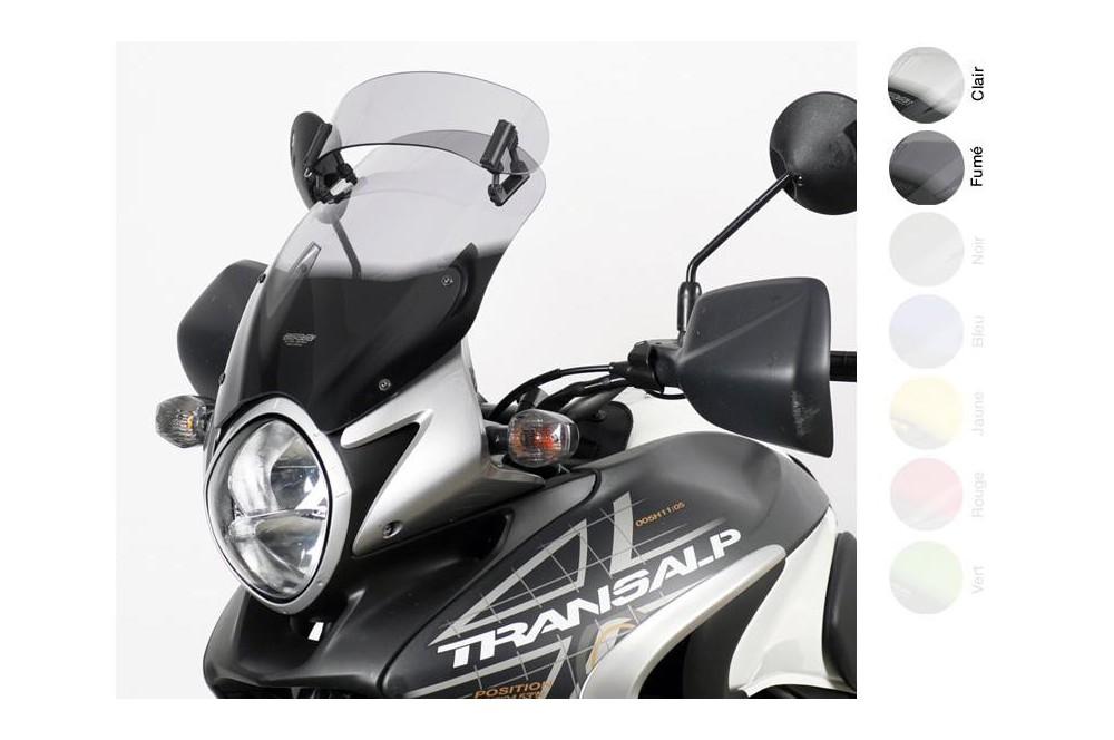 bulle vario moto mra pour honda xl 700 v transalp 08 14 street moto piece. Black Bedroom Furniture Sets. Home Design Ideas