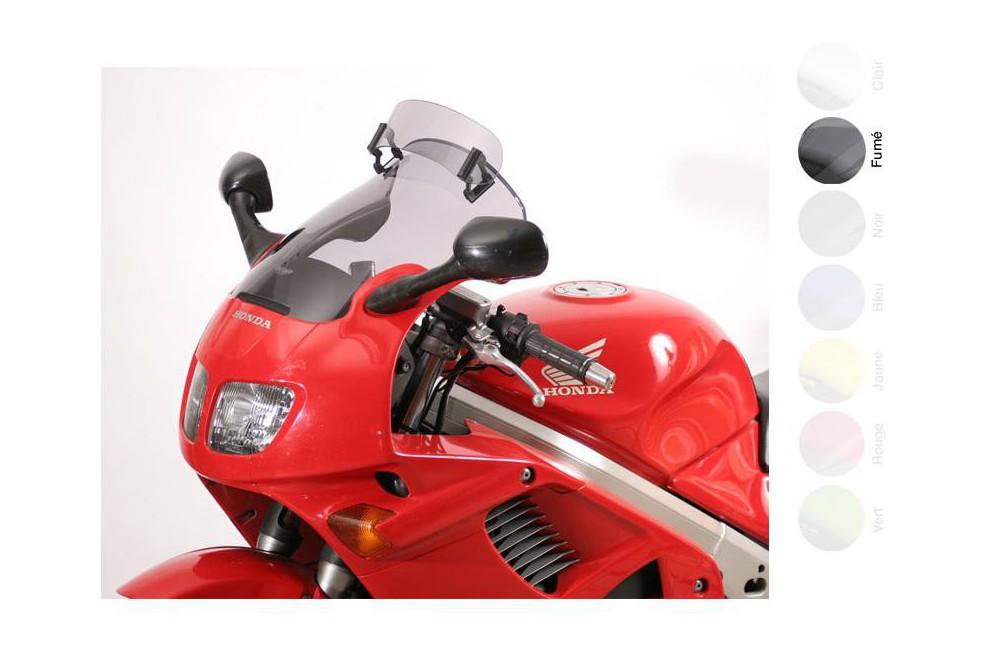 bulle vario moto mra 75mm pour honda vfr 750 f 39 94 97 street moto piece. Black Bedroom Furniture Sets. Home Design Ideas