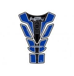 Protection de Réservoir Moto Noir - Bleu pour BMW HP4