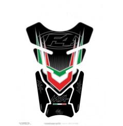 Protection de Réservoir Moto Universel Noir pour MV AGUSTA