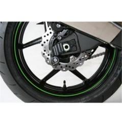 Pions / Diabolo de levage racing R&G pour ZX10R 04-10