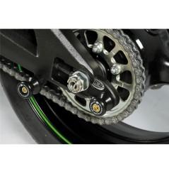 Pions / Diabolo de levage déporté racing R&G pour ZX10R 11-14