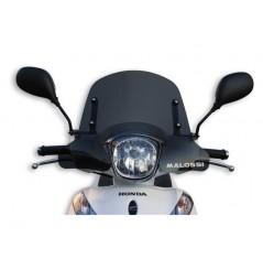 Bulle Sport Fumée Scooter Malossi pour Honda SH Mode 125